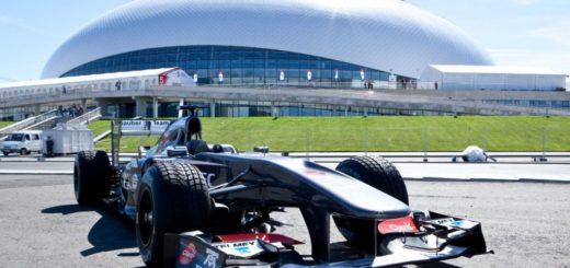 Этап Формулы-1 в Сочи