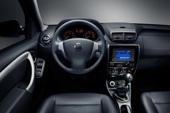 Nissan Terrano фото интерьера