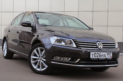 VW Passat В7