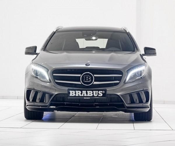Mercedes GLA 2014 в тюнинге от Brabus