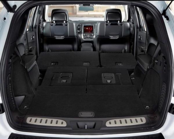 Dodge Durango фото багажника