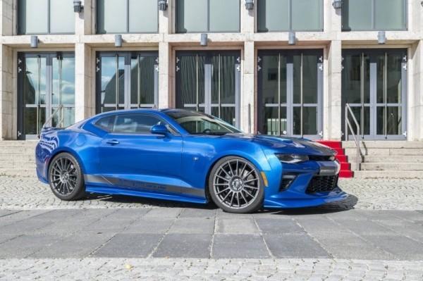 Chevrolet Camaro Supercharged