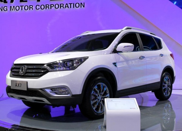 Dongfeng (DFM) AX7