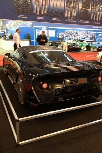 Спорткар GT9 Vmax от 9ff