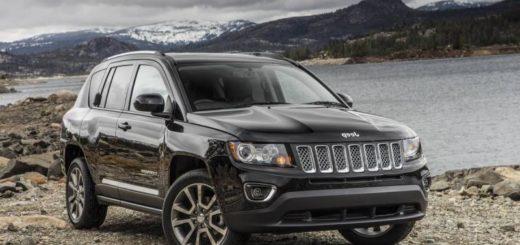 Jeep Compass и Patriot 2014
