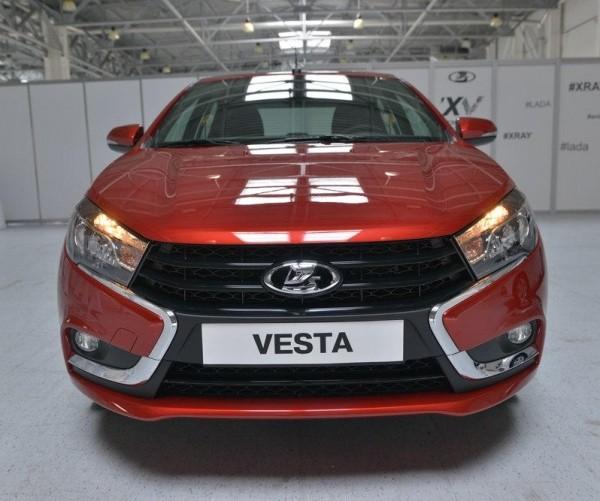LADA Vesta 2015 – 2016