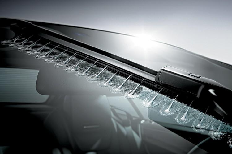 система очистки ветрового стекла