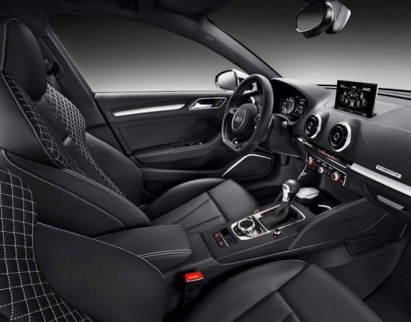 Audi S3 Sportback фото салона