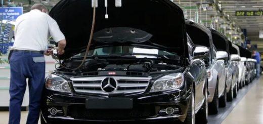 Компания Daimler