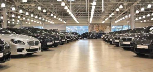 Продажи авто в России