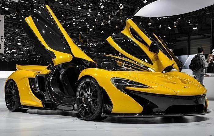 Топ 10 самых дорогих авто
