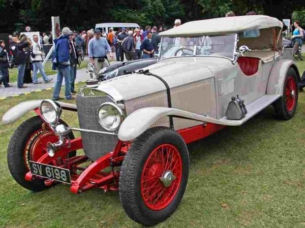 Mercedes-Benz Typ S 26/180 1927