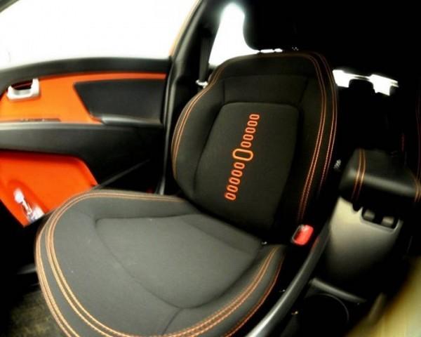Kia Sportage Limited Edition фото салона
