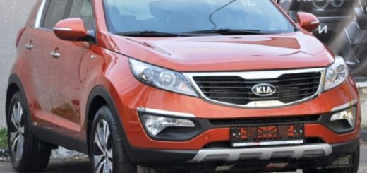 Kia Sportage Limited Edition