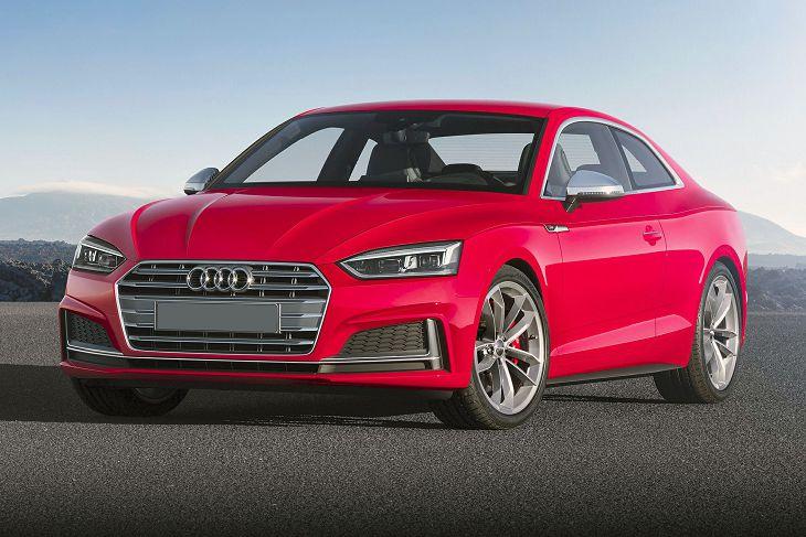 купе Audi RS5