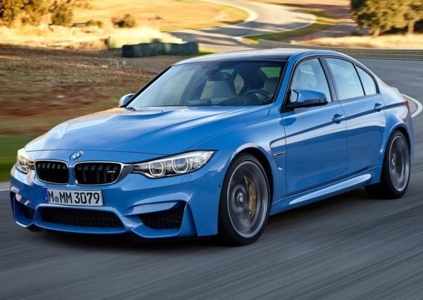 седан BMW M3