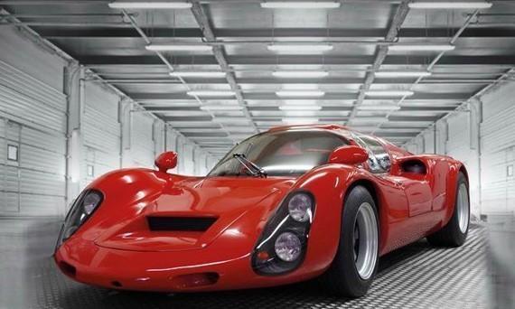 Электрический Porsche 910