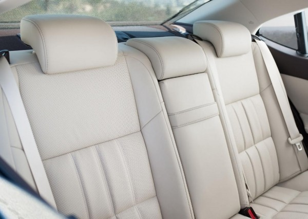 Lexus ES фото салона
