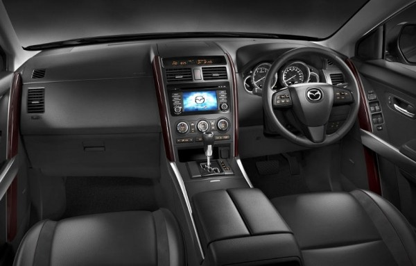 Mazda CX-9 фото салона