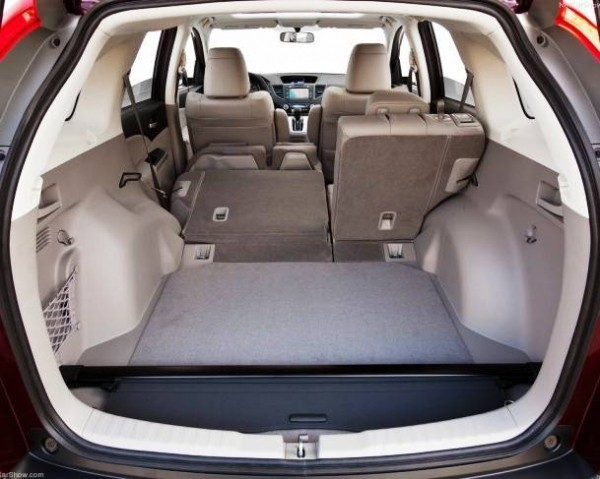 Багажник Honda CR-V