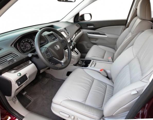 Салон Honda CR-V 2012