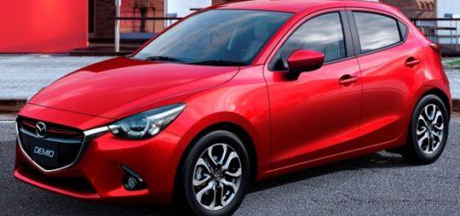 Новая Mazda 2 (Demio)
