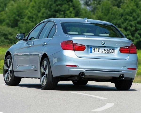 BMW 3 ActiveHybrid