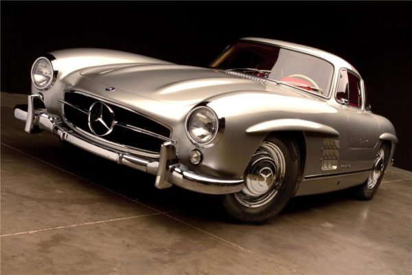 Mercedes 300 SL Gullwing Coupe