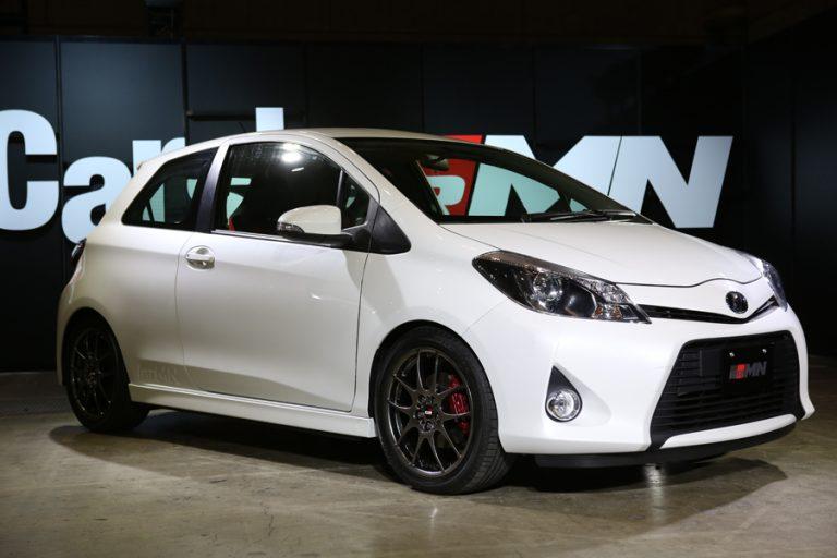 Toyota Yaris (Vitz) GRMN