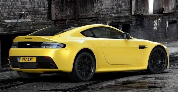 Aston Martin V12