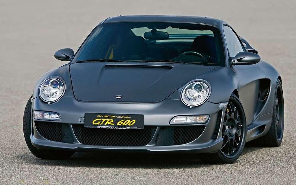 Porsche 911 Turbo от Gemballa