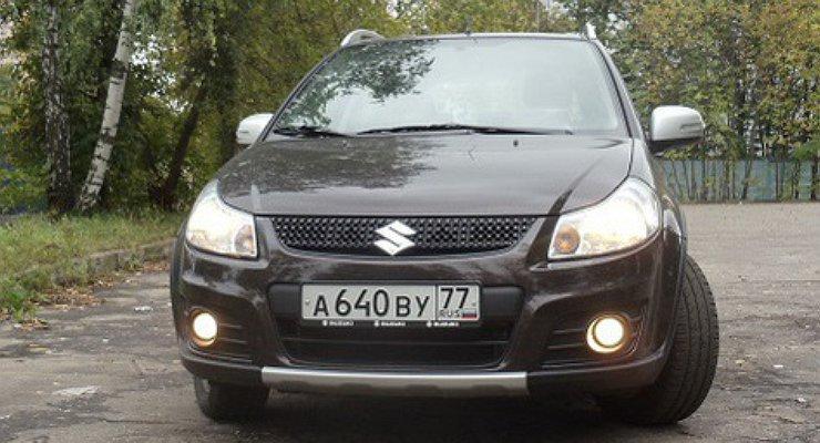 Suzuki SX4 Rhino Edition