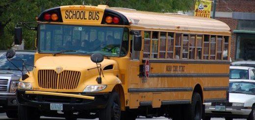 школьный автобус в США