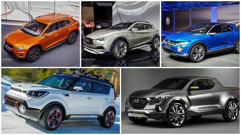 самые популярные авто 2017 года