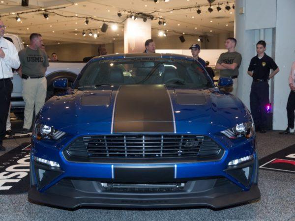 Ford Mustang GT в исполнении Roush