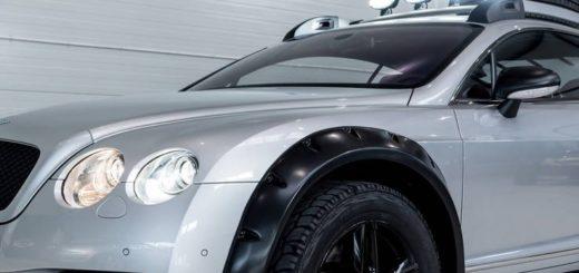 Внедорожный Bentley Continental GT