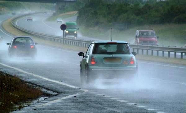 аварии в плохую погоду