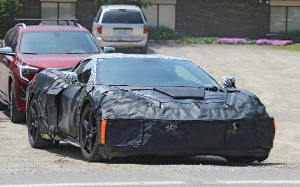 Chevrolet C8 Corvette