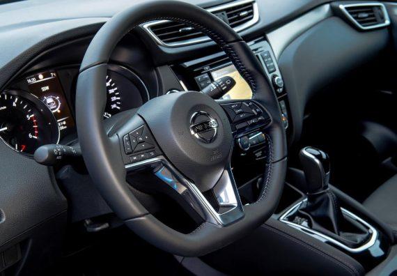 Nissan Qashqai 2019 салон