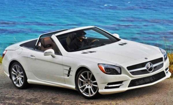 Mercedes SL550