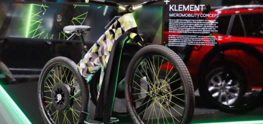 велосипед Klement