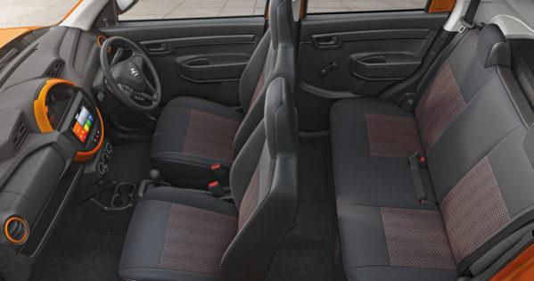 Suzuki S-Presso 2020 фото салона