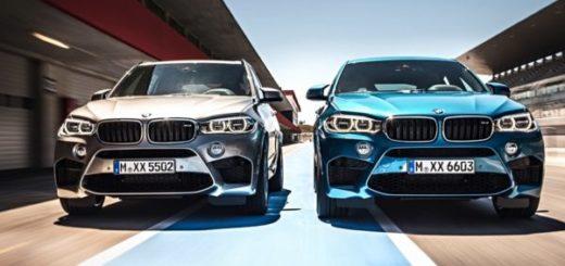 X5 M и Х6 М 2020