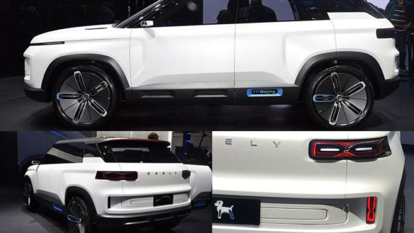 Geely Icon 2020