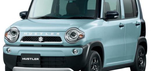 Suzuki Hustler 2020