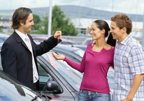 Как принять машину в автосалоне
