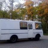 ПАЗ переделают в автодома в России