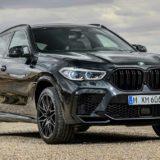 BMW X5 и X6 в России