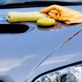 Как отполировать машину